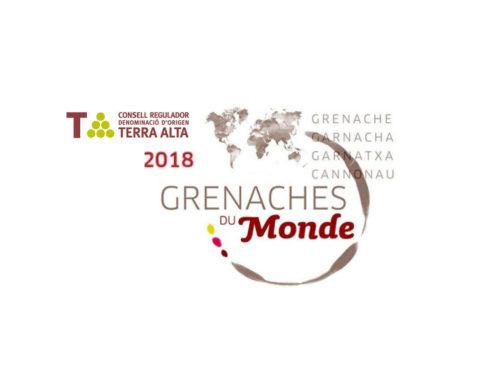 LaFou celebra el Concurs Grenaches du Monde 2018 a la Terra Alta