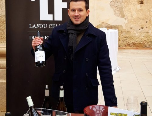 LaFou wines participate in the 31st edition of Gandesa´s Wine Festival
