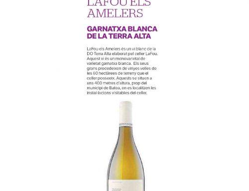 LaFou Els Amelers; recomanació gourmet