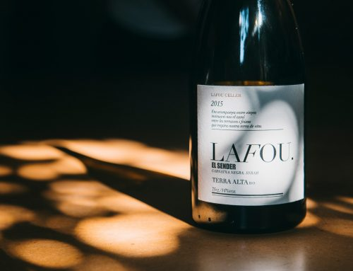 LaFou Celler presents El Sender 2017, Grenache in its purest state
