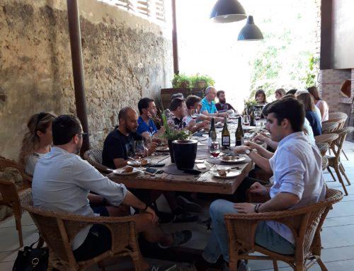 Degustación Gastronómica de Primavera en LaFou Celler