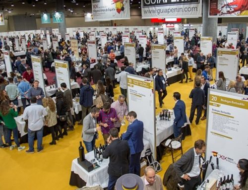 LaFou Celler takes part in the XX fair in honour of Spain's top wines for 2020 according to the  prestigious wine guide; Guía Peñín