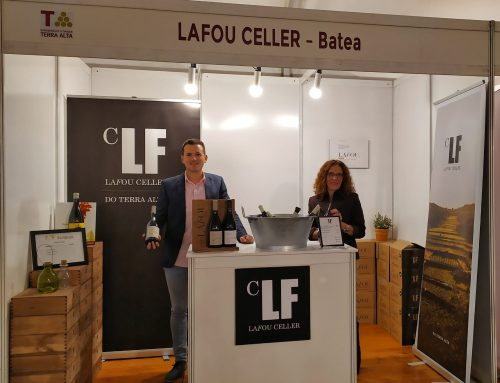 LaFou Els Amelers; best White Grenache from the DO Terra Alta