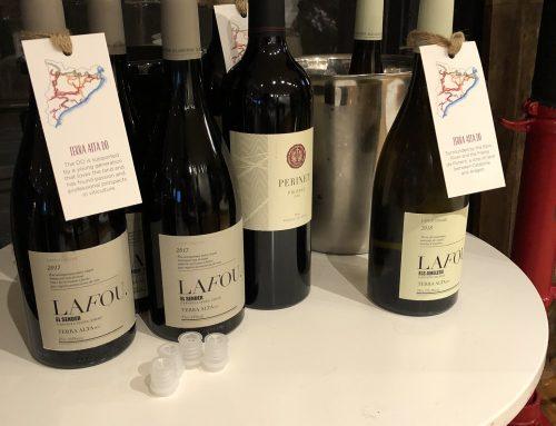 Els vins de LaFou Celler mariden el sopar de presentació de Catalunya com a destinació enogastronòmica als Estats Units