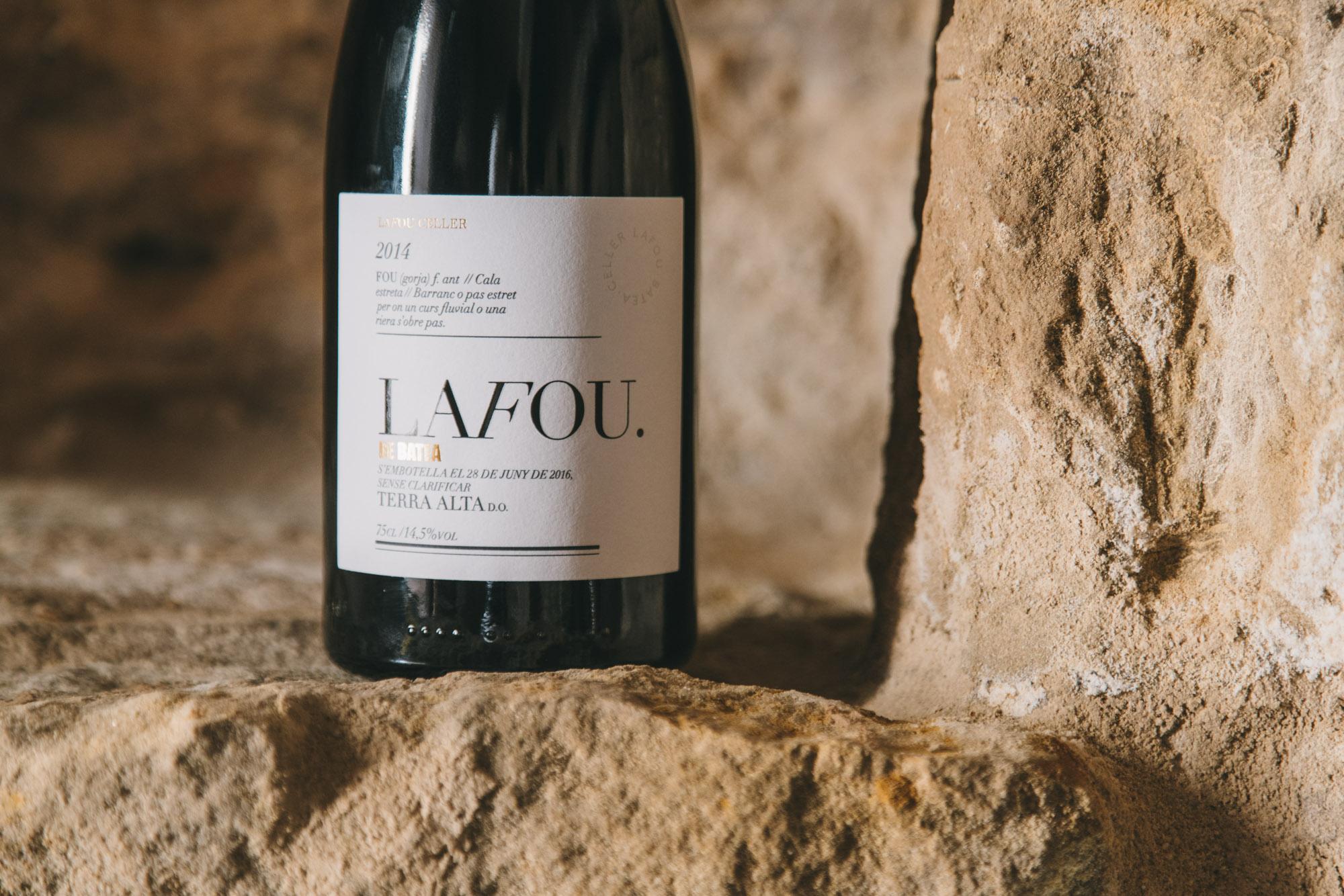 LaFou de Batea 2016, el vino mejor puntuado de la Terra Alta para la Guía de Vinos Gourmets 2020
